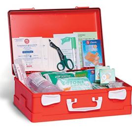 Valigetta Medica Pronto Soccorso MEDIC 2 ALL.1 CAT. AB PVS