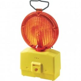 "Lampeggiante Stradale Giallo ""Lux"" 145039"