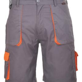 Pantaloni corti da lavoro 6 tasche in tessuto Texo Portwest