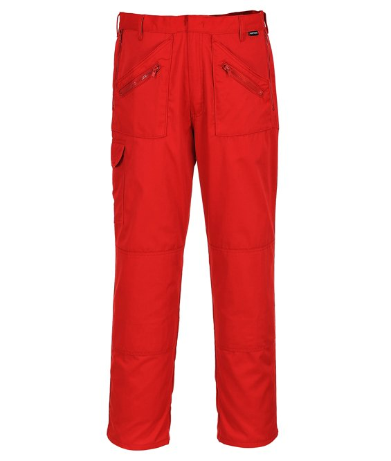 Pantaloni da lavoro Action tessuto Kingsmill varie tasche Portwest