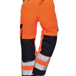 Pantaloni Lyon alta visibilità Portwest
